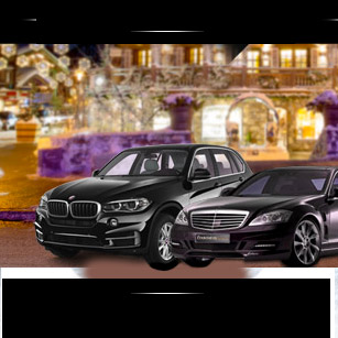 Luxury Transfer in Courchevel
