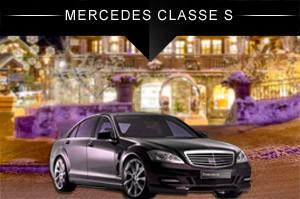 Transfert luxe - Mercedes Classe S