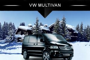 Transfert luxe - VW Multivan