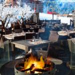 Terrasse - Fire & Ice