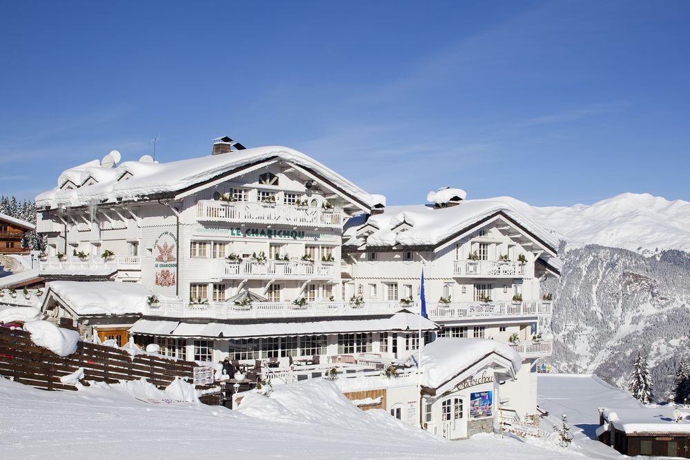 Hôtel – Le Chabichou
