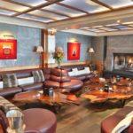 Hôtel Annapurna - Bar avec cheminée
