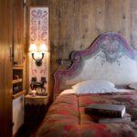 Appartement Jardin Alpin - Chambre