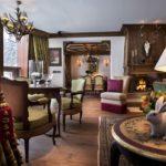 Appartement Jardin Alpin - Salon