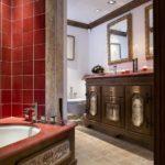 Appartement Jardin Alpin - Salle de bains