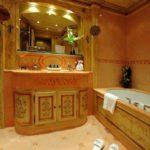 Appartement Loze 5 - Salle de bains