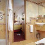 hôtel La Loze - Salle de bains