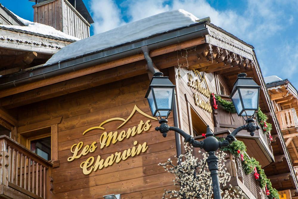 Hôtel – Les Monts Charvin