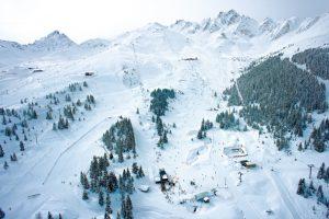 Domaine Skiable les 3 Vallées