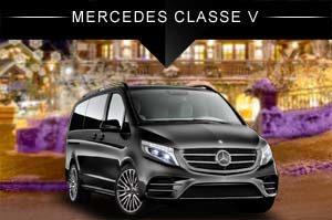 Transfert luxe - Mercedes Classe V